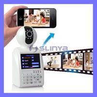 Network Phone Camera CCTV Vedio Camera Wifi IP Camera Wireless Baby Monitor