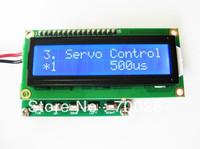 PWM Module 1Hz - 100KHz Pulse Signal Generator Servo Signal Duty Cycle 1 ~ 99%   free shipping