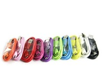 3000pcs/lot  cheapest Popular Micro USB Cable 2.0 Data Sync Charger Cable For Nokia HTC Samsung Motorola Galaxy Colorful