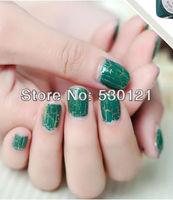 Free Shipping TNT or DHL 40pcs 15ml Wholesale Crackle Nail Polish/nail Varnish 20 Colors