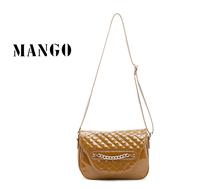Mango women's handbag 2013 spring and summer new arrival messenger bag chain