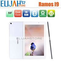 Ramos I9 Intel Atom Z2580 Dual Core tablet pc 8.9'' IPS 2GB RAM 16GB Storage Dual Camera Bluetooth WIFI Android 4.2