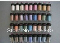 Free Shipping New 7.5g pigment Eyeshadow/ Eye shadow With English Name (60pcs /lot)  ##kkkg5566