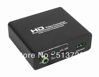 HDMI to DVI and Coaxial and Audio Converters, High bandwidth capability support 1920x1080@60Hz,OEM and ODM are welcome