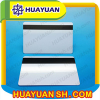 HICO 2750oe 0.76mm magnetic stripe Card