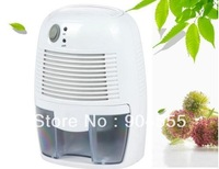 NEW PRODUCT FOR SALES Air dehumidifier,electical household dehumidifier with adapter 100-240V 12V,  Free shipping