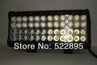 Wholesale - 48pcs*3w cree light 144W LED WORK LIGHT BAR 10080LM FLOOD BEAM OFFROAD LAMP-ATV TRUCK BOAT 9-32V