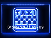 AC035 B Taxi Service Cab Display Lure LED Light Sign