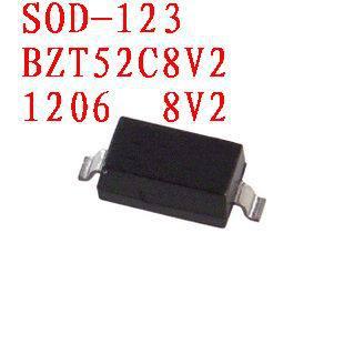 Цена BZT52C8V2