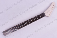 One guitar Neck New Maple Rosewood wood Left Hand 25.5'' 22 fret