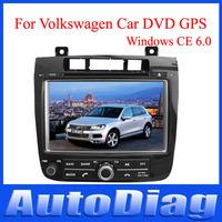 New System Car DVD Volkswagen VW TOUAREG GPS With Radio/TV/PIP/bluetooth For GPS VW TOUAREG DVD Car 2010 2011 2012 2013 2014