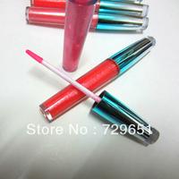 7g 4Color Makeup Lip Gloss Liquid Lipstick Rose Rouge Water 4Pcs/Set H1050 Free shipping