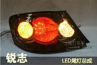 Free Shipping Toyota 2008 Reiz LED Auto Tail Lamp Rear Light assembly