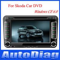New System Car DVD SKODA OCTAVIA III GPS Radio/TV/PIP/bluetooth For GPS SKODA OCTAVIA III DVD Car 2005 2006 2007 2008 2009 2010
