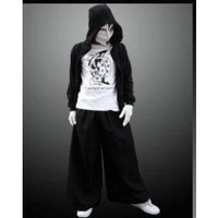 Melbourne die ghosts-gods step dance clothes/in the spring and autumn autumn tide men students coat clothing