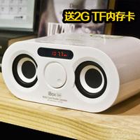 Mini audio subwoofer portable card small speaker radio music usb flash drive player