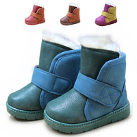 New fashion Unisex Children Snow boots for winter outdoor boys girls Women ski boots shoes (SK-131006)