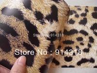 wholesale 152cm x 30m Leopard film vinyl film with air drains car vinyl car wrap practicable car stickers