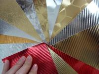 wholesale chrome film car wrap vinyl with air free channels high quality car wrap car sticker