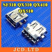 For Samsung SF310 QX310 QX410 QX510 Laptop USB Jack,Copper down,H:3.5mm
