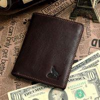 Short design wallet cowhide wallet multifunctional wallet place card 8015-2c