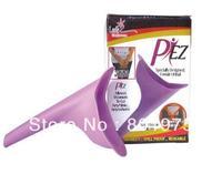 150pcs/lot Female Urination Device/Lady Elegance P EZ Female Urinal As seen on TV PEZ
