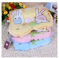 Baby space cotton shaping pillow baby headrest newborn pillow four seasons