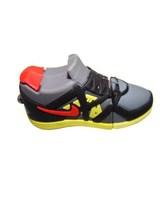 Free Shipping original design  plastic novelty sneaker Sport Shoes usb flash drive 1-32GB pendrive memory stick Black+Red+Yellow