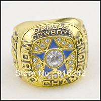 Free Shipping High Quality Replica 1971 Super Bowl VI Dallas Cowboys Championship Ring