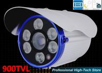 Free Shipping Coovision Outdoor IR Waterproof CCTV Camera 900TVL, Security Camera, Surveillance Equipments, High Definition