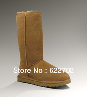Free shipping 2013 Australia Snow Boots Women's Real Leather Winter Classic 5815