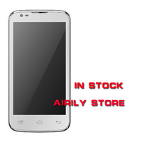 Free shipping! Q1 quad-core android smartphones hd 4.2 4.8 inch double card double to 8 million