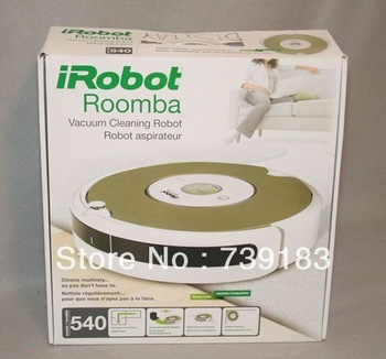 Original Robot Roomba 540 vacuum cleaner robot Wholesale Big Discount