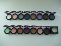 Free shipping 10Pcs/Lot  High Quality Makeup Pigments and Single Eyeshadow