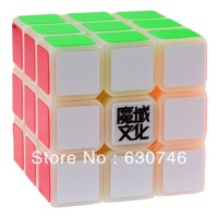 3x3x3 YJ-MoYu WeiLong World Record Speed Cube Magic Cube Puzzle Original Color+