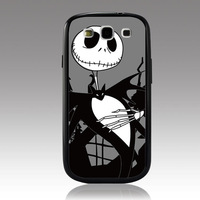 For Samsung Galaxy S3 i9300 S4 i9500 S2 case NIGHTMARE BEFORE CHRISTMAS hard TPU&PC phone cover Wholesale Retail
