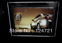 Crystal  Acrylic  Open Sign Advertising Light Box Display A1 Size