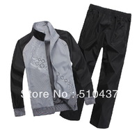 Free Shipping New Brand Dot Pattern Sportswear Suit   Men's Groups Clothing  Uniforms