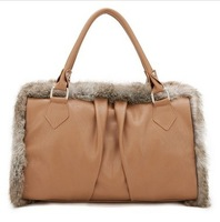 FREE SHIPPING 2013 new arrived fashion lady's pu leather bag, 1170331