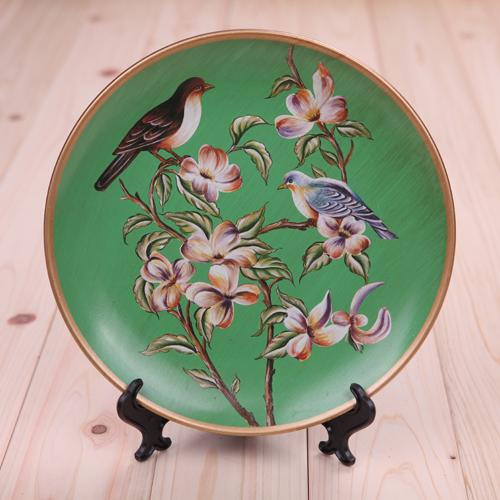 Online kopen wholesale decoratieve vogel platen uit china decoratieve vogel platen groothandel - Decoratieve platen ...