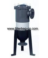 Plastic bag filter housing, size 1, 20m3/h
