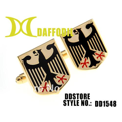 Mission Eagles Logo German Eagle Logo Cufflinks