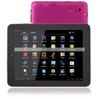 Mini HDMI ATM-7029 ARM A9 Family  4 Android 4.1.1 1GB DDR3 8GB Front Black Back Pink -88012225