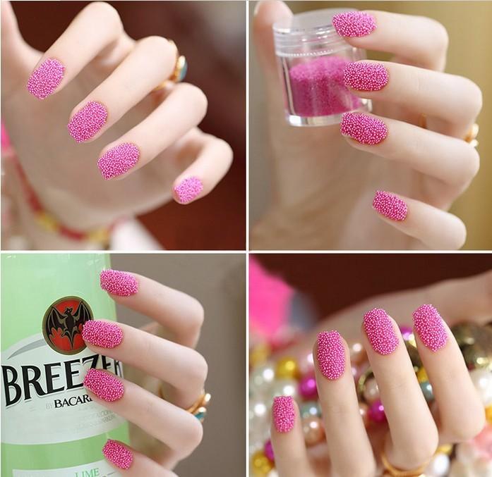 Free shipping Authentic caviar beads velvet swan villi nail polish set nail polish nail polish manufacturer(China (Mainland))