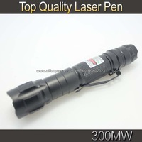 Top Quality Laser blue 300mW  Blue Laser Pointer Pen