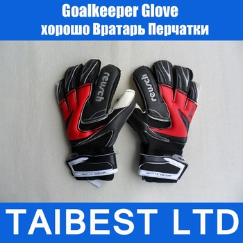 Brand Football Goalkeeper Gloves Soccer Keeper Glove 9#