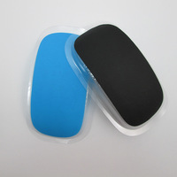 Free shipping,2013 hottest sale Softskin mouse protector fit the contour of Magic mouse protector for MAC Apple Magic Mouse
