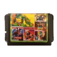 Sega cartridges genesis MD 16 bit game card multi game card----TH017