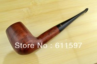 SAN MOUNTAIN Rosewood smooth straight  chimney #MSR18174 Smoking Tobacco Pipe