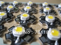 10pcs 1W 3W High Power LED light bead emitter, Red, Green, Blue, Yellow, white(neutral White), Warm White, Cool White Colors led